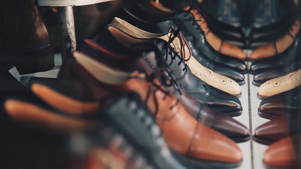 サラリーマン革靴