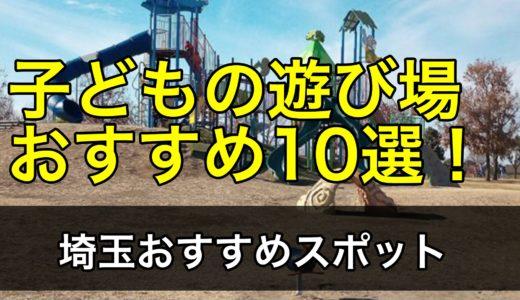 主婦が子供とお出かけするのにお金がかからない埼玉遊び場スポットおすすめ10選